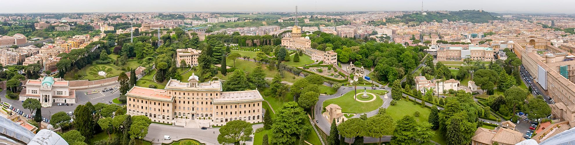 Vatican city location on map - Map of Vatican city location on ...